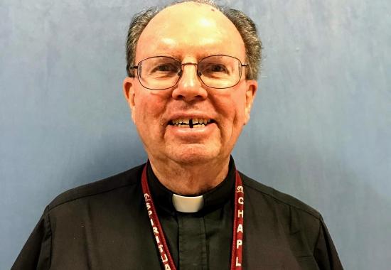 Fr Robert Jones, CM